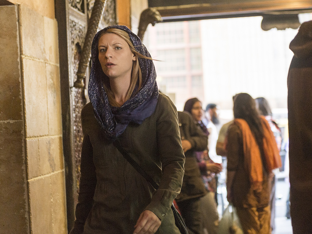 Homeland Season 4 Trailer Sends New Mom Carrie Back to Middle East