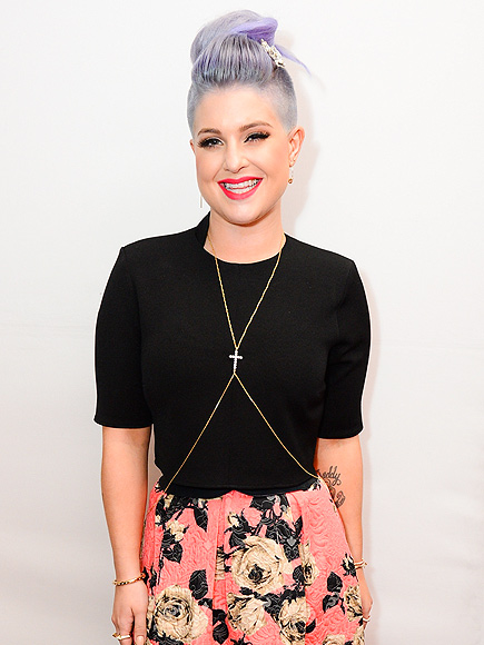 Kelly Osbourne Says Niece Pearl Made Her Cry on the Phone