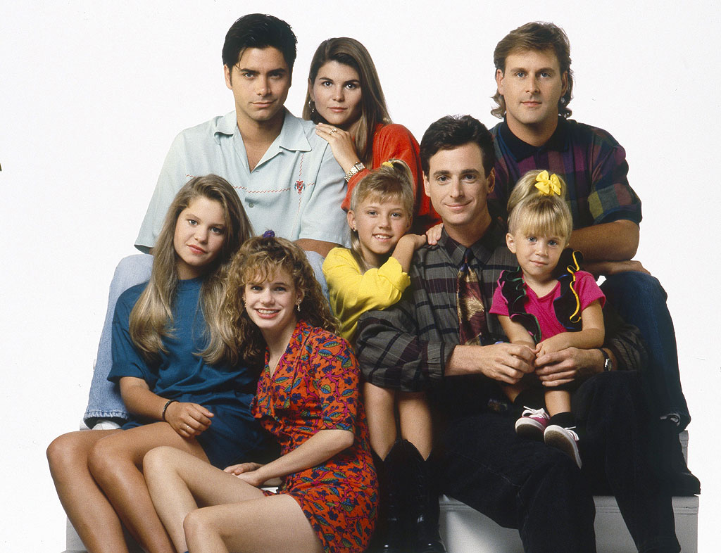 Full House Reunion Whi...