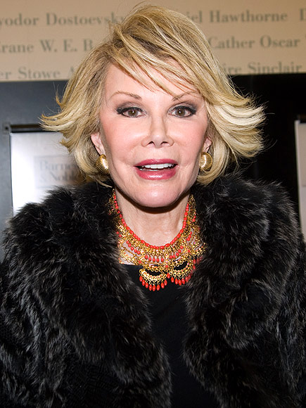 Joan Rivers Stopped Breathing During Throat Surgery in N.Y.C