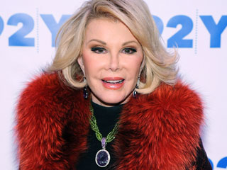 Joan Rivers 'Resting Comfortably' at Hospital with Family, Daughter Melissa Says