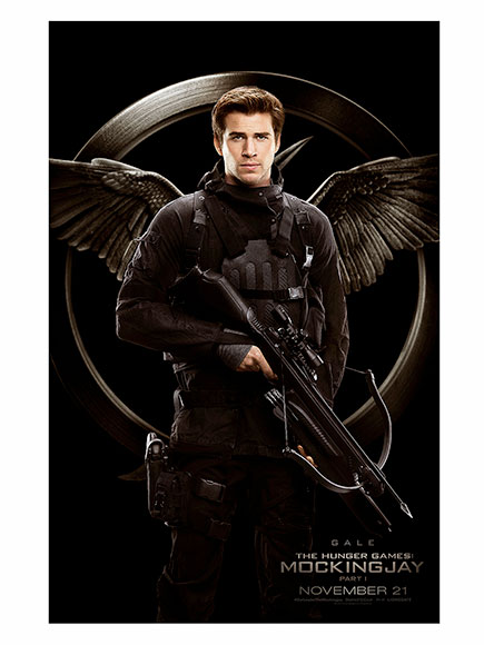 Hunger Games: Mockingjay: See the New Posters