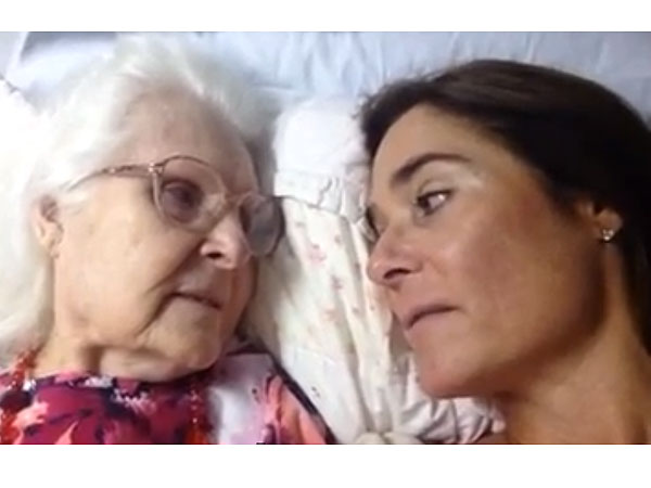 VIDEO: Alzheimer's-Stricken Mother Suddenly Remembers Who Her Daughter Is