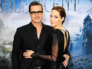 See the First Photos of Brad and Angelina's Wedding!