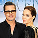Brad Pitt and Angelina Jolie&