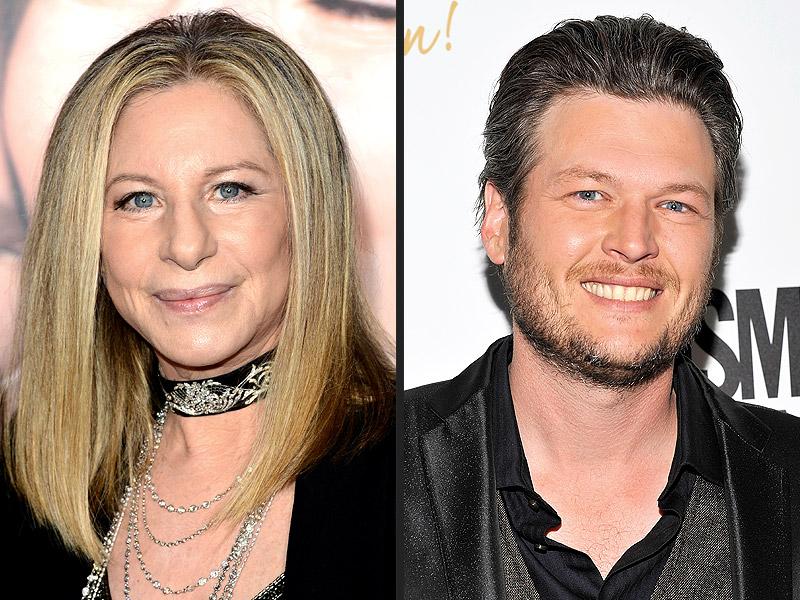 Hear Barbra Streisand's Duet with Blake Shelton