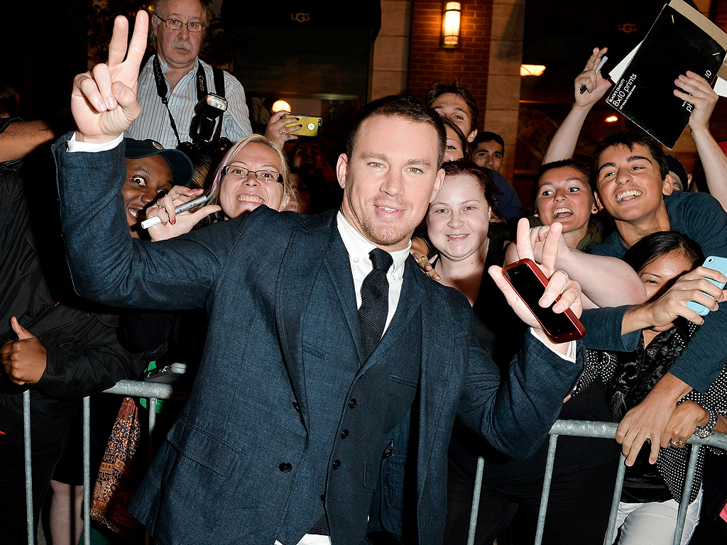 TIFF 2014: Channing Tatum: As a Parent 'You See How Dangerous Everything Is'