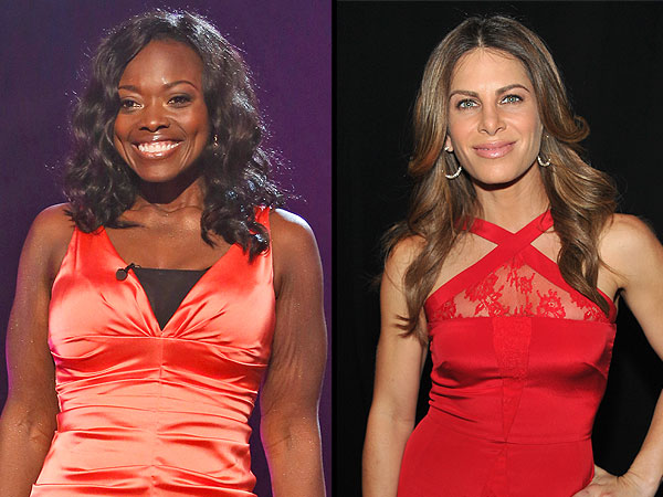 Jillian Michaels Makes a Surprise Appearance on Say Yes to the Dress