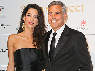 George Clooney's Wedding Reception Will Include 100 Cases of