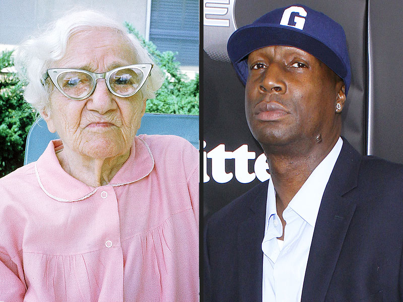 Grandmaster Flash Accidentally Tagged by Grandparents on Facebook