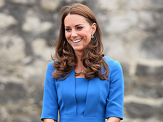 Kate 'Unwell,' Cancels First Appearance Back