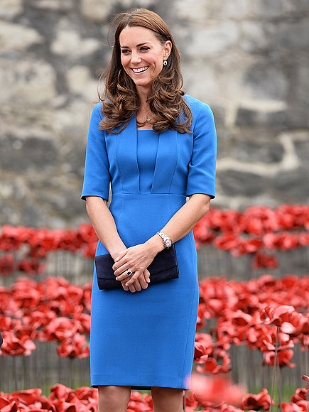 Severe Morning Sickness Keeps Kate from Harry's Invictus Games