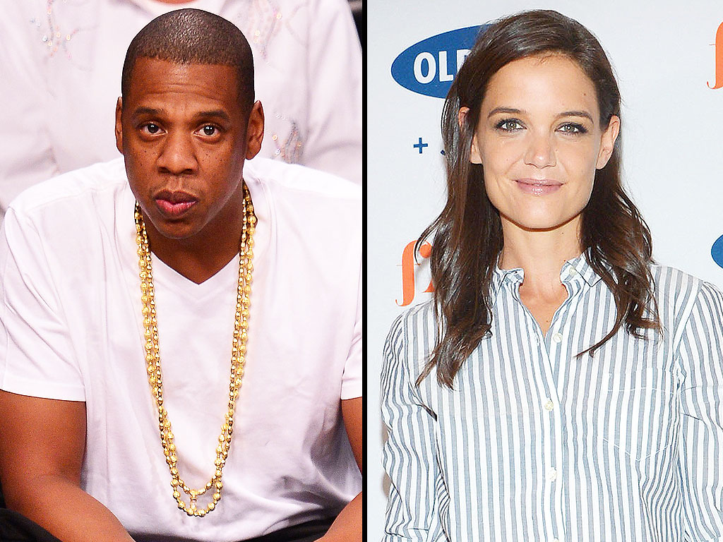 Jay Z, Hugh Jackman and Katie Holmes Hope to End Poverty with Global Citizen Festival