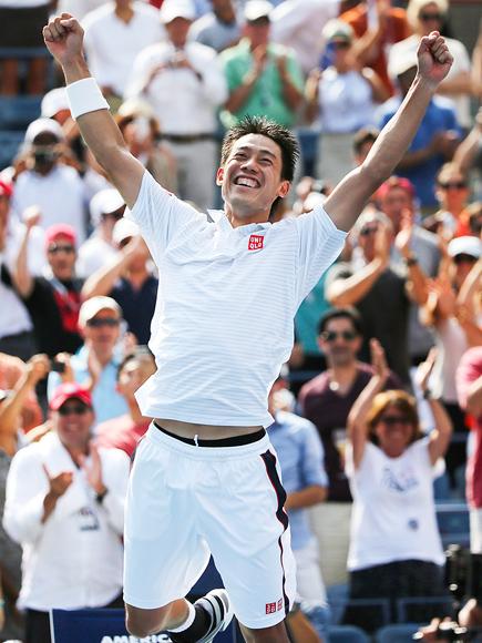 5 Things to Know About Tennis Player Kei Nishikori