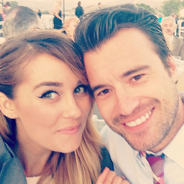 Lauren Conrad and William Tell Are Married