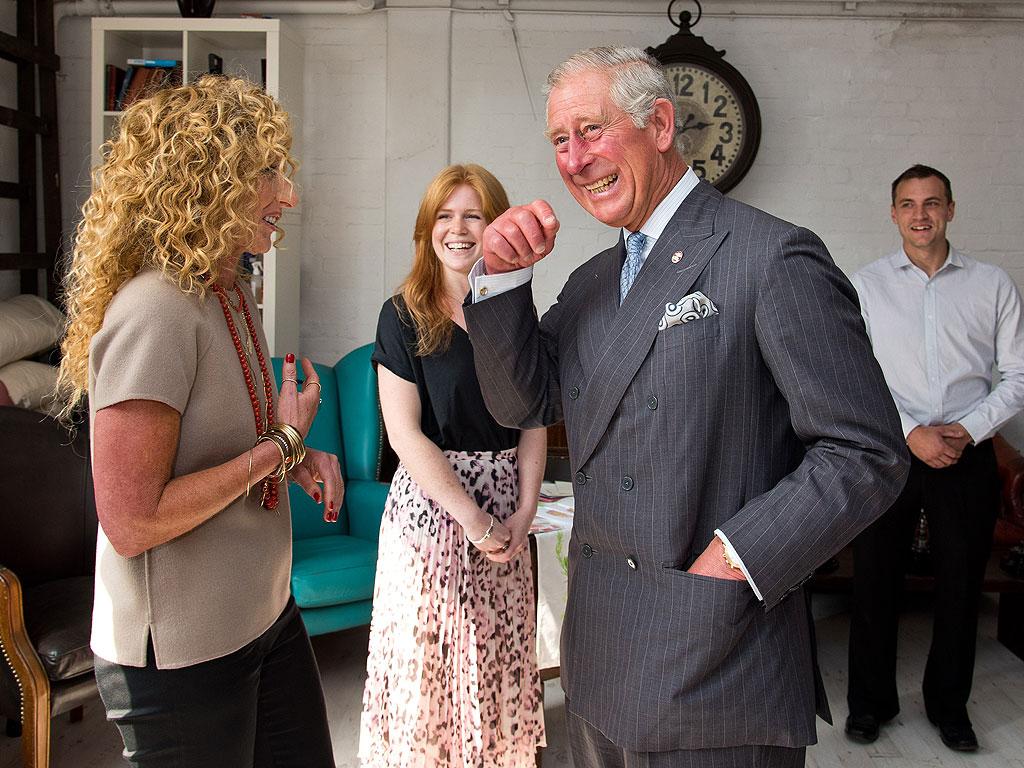 Prince Charles: Kate's Pregnancy Is 'Wonderful'