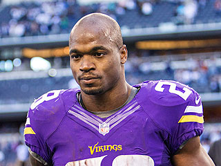 Adrian Peterson Indefinitely Benched by Minnesota Vikings