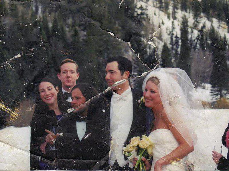 Wedding Photo Found at Ground Zero Returning to Owner 13 Years Later