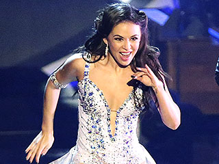Janel Parrish's DWTS Blog: My Performance Last Week Was a 'Frenzied Blur'