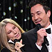 Jimmy Fallon Channels Elvis, Blake & Bublé for Duets with Barbra Streisand