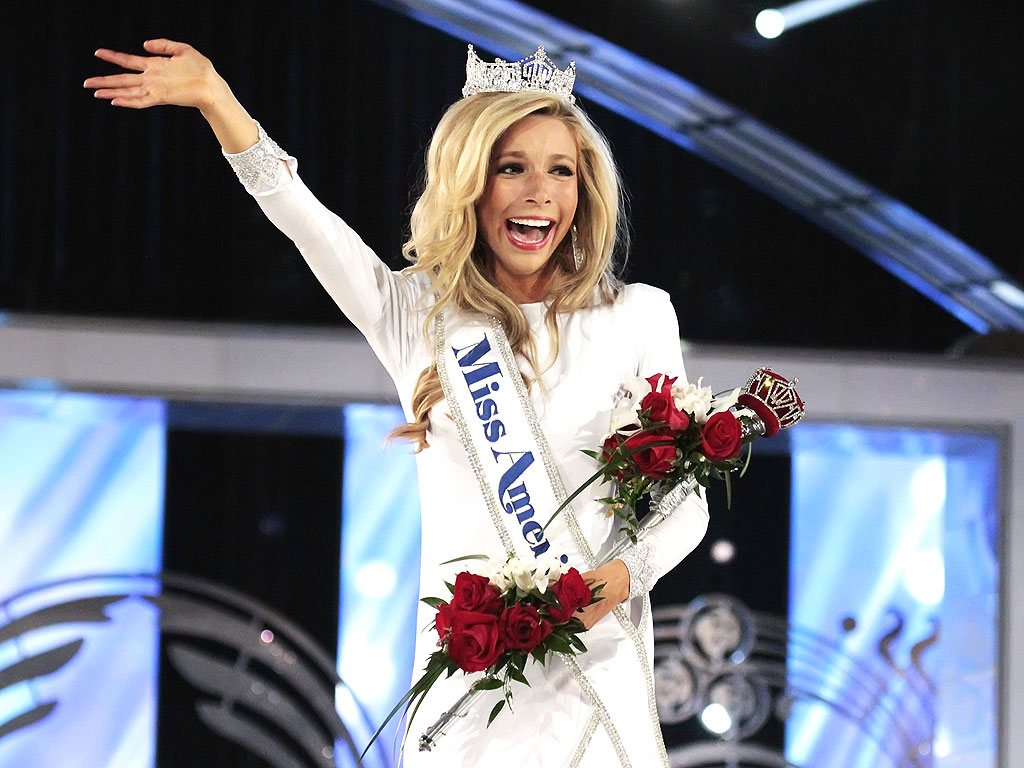 5 Things to Know About the New Miss America, Kira Kazantsev