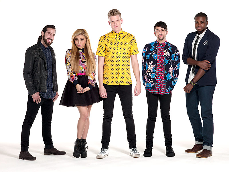Listen to YouTube Sensations Pentatonix's Brand-New Song, 'Rather Be'