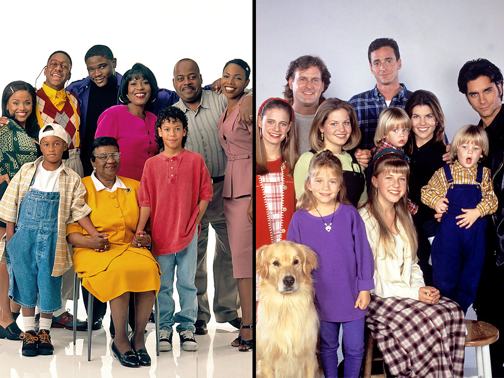 TGIF TV Shows Turns 25: Full House Family Matters