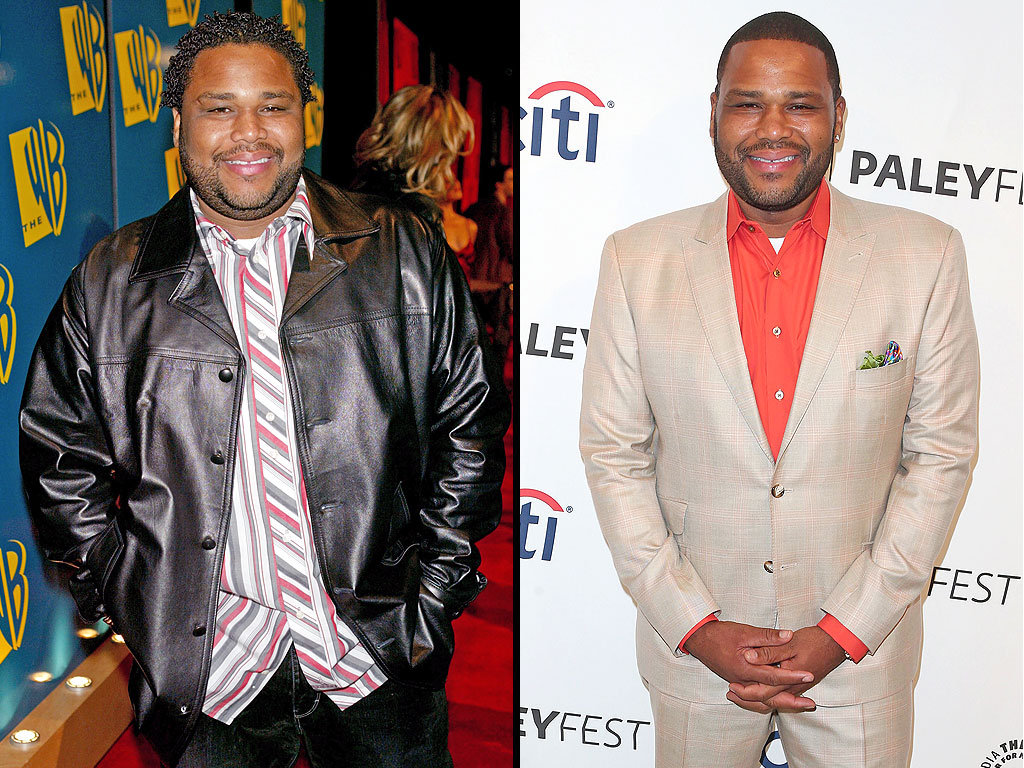 How black-ish Star Anthony Anderson Lost 47 Lbs. : People.com