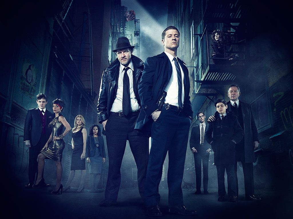 Fall TV Review: Gotham Is a Treat – Even If You Don't Like Batman!