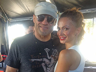 Karina Smirnoff's DWTS Blog: Our Cha-Cha This Week Is 'Playful, Flirtatious and Sexy'