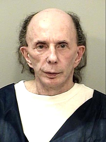 Phil Spector's Latest Mug Shot Is Haunting