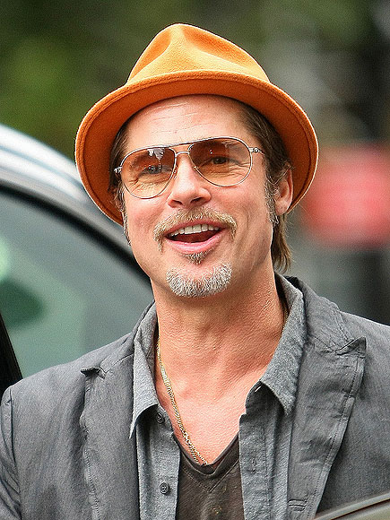 Brad Pitt Talks Fatherhood, Kids to Psychologies