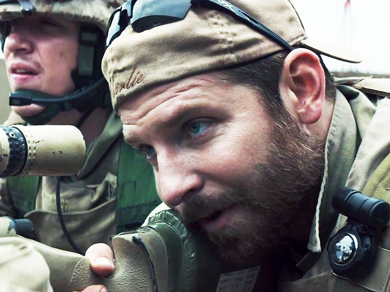 فيلم American Sniper (2014)  - ثاني البوكس اوفيس هذا الاسبوع 2015
