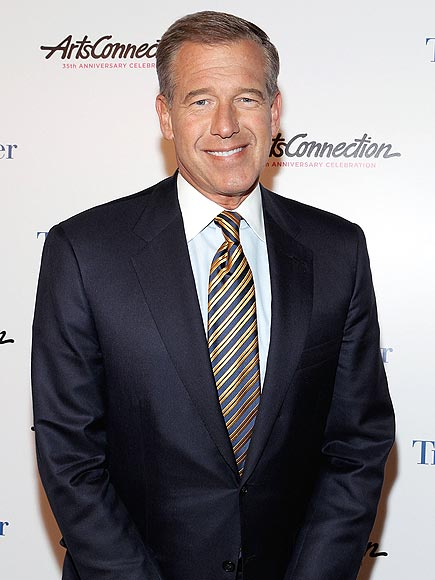 Brian Williams Does Facebook Q&A