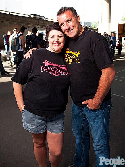 Mike Kovac, Jessica Kovac, Blessings Under the Bridge, homeless