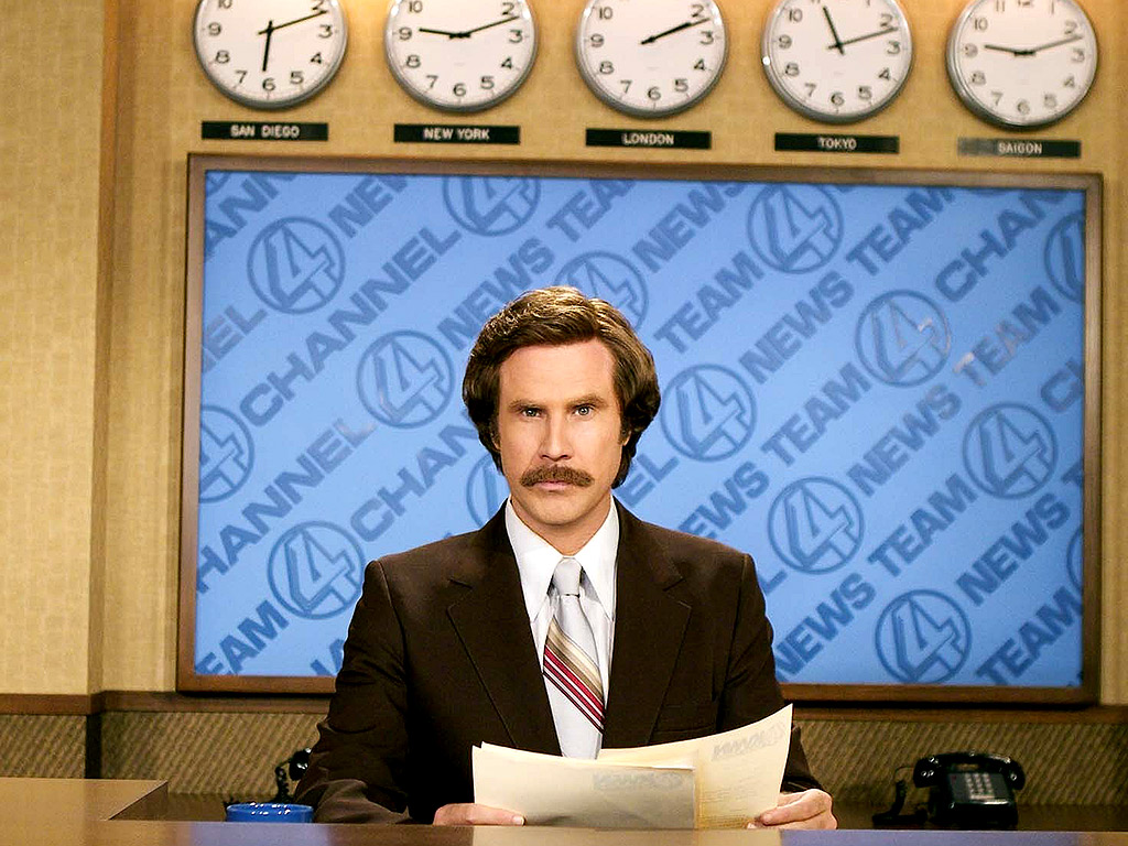 Sexiest Man Alive: Sexiest News Anchor Alive Contest