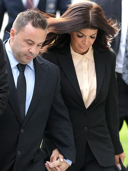 Teresa Giudice Sentenced to 15 Months in Prison on Fraud Charges