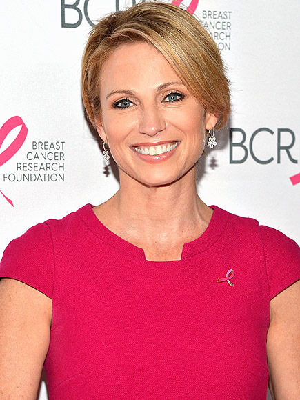 Amy Robach on Cancer Battle a Year After Diagnosis