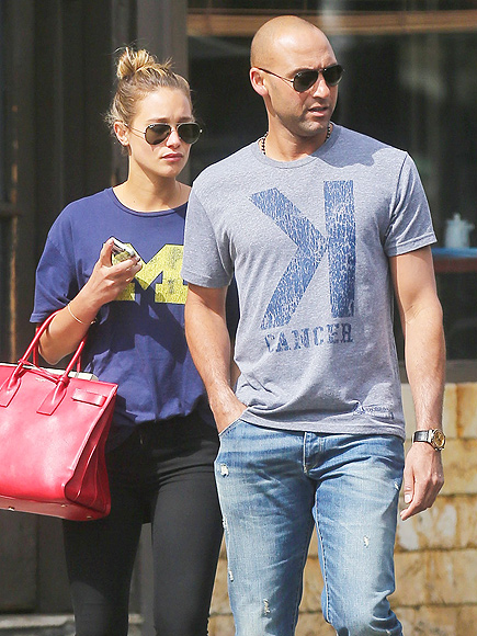 Is Derek Jeter Marrying Hannah Davis This Weekend?