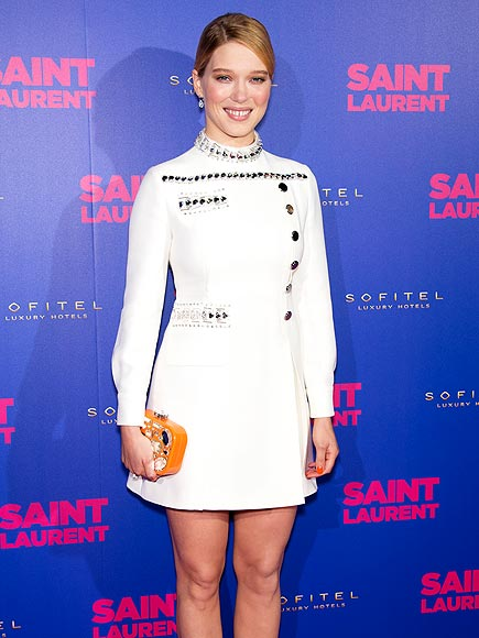 Lea Seydoux Tapped as Latest Bond Girl: Report