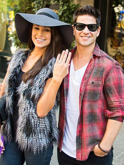 Miss USA Nia Sanchez Engaged To Daniel Booko