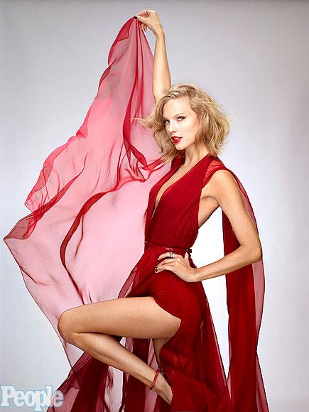 Taylor Swift on Her New Album: 'It's Not a Heartbreak Record'