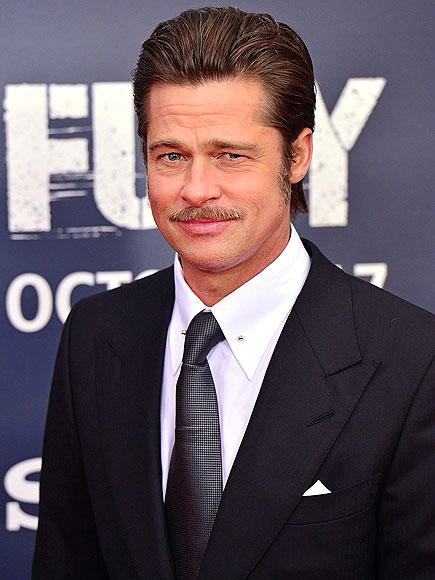 Brad Pitt on What His Kids Think of His Marriage