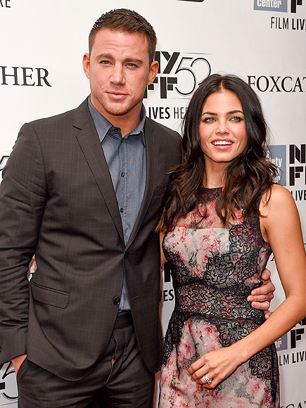 Channing Tatum on Magic Mike XXL: Wife Jenna Has to Approve My Stripper Moves