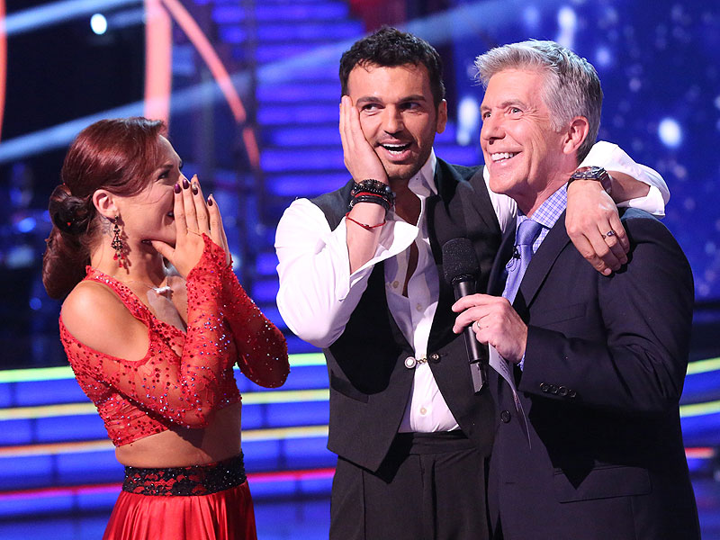 Dancing with the Stars: Tony Dovolani Audition Tape Revealed