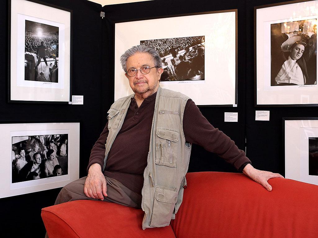 Elvis Photographer Alfred Wertheimer Dies at 85