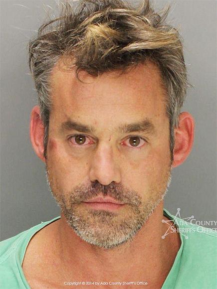 Nicholas Brendon Arrested