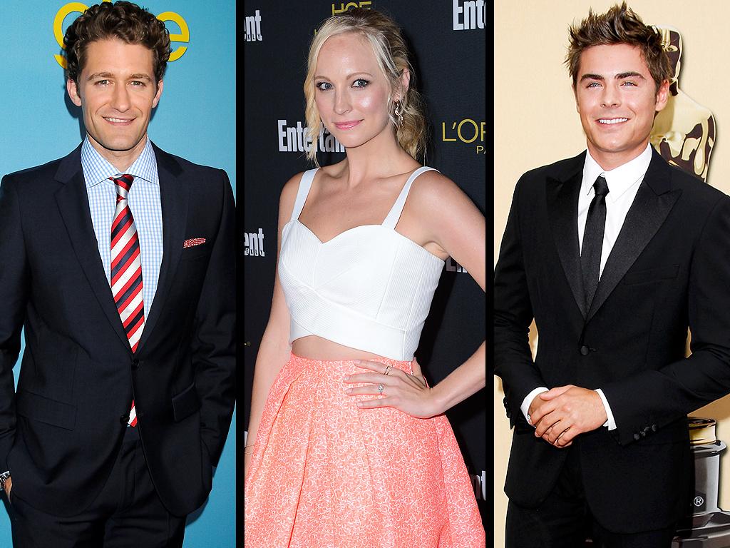 Matthew Morrison Gets Married, Zac Efron Turns 27 & More Weekend News