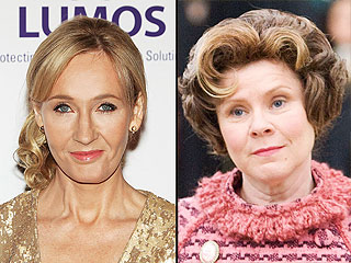 J.K. Rowling Reveals Dolores Umbridge Was Based on a Real Person