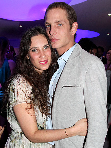 Andrea Casiraghi, Grandson of Princess Grace, to Marry Girlfriend
